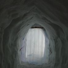 Eingang in die Eishöle