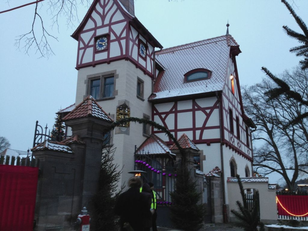 Einzigartige Weihnachtswelt in Franken