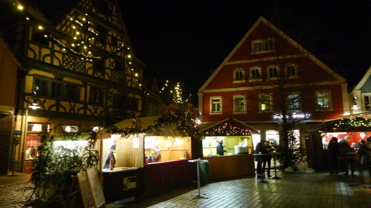 Roth Weihnachtsmarkt