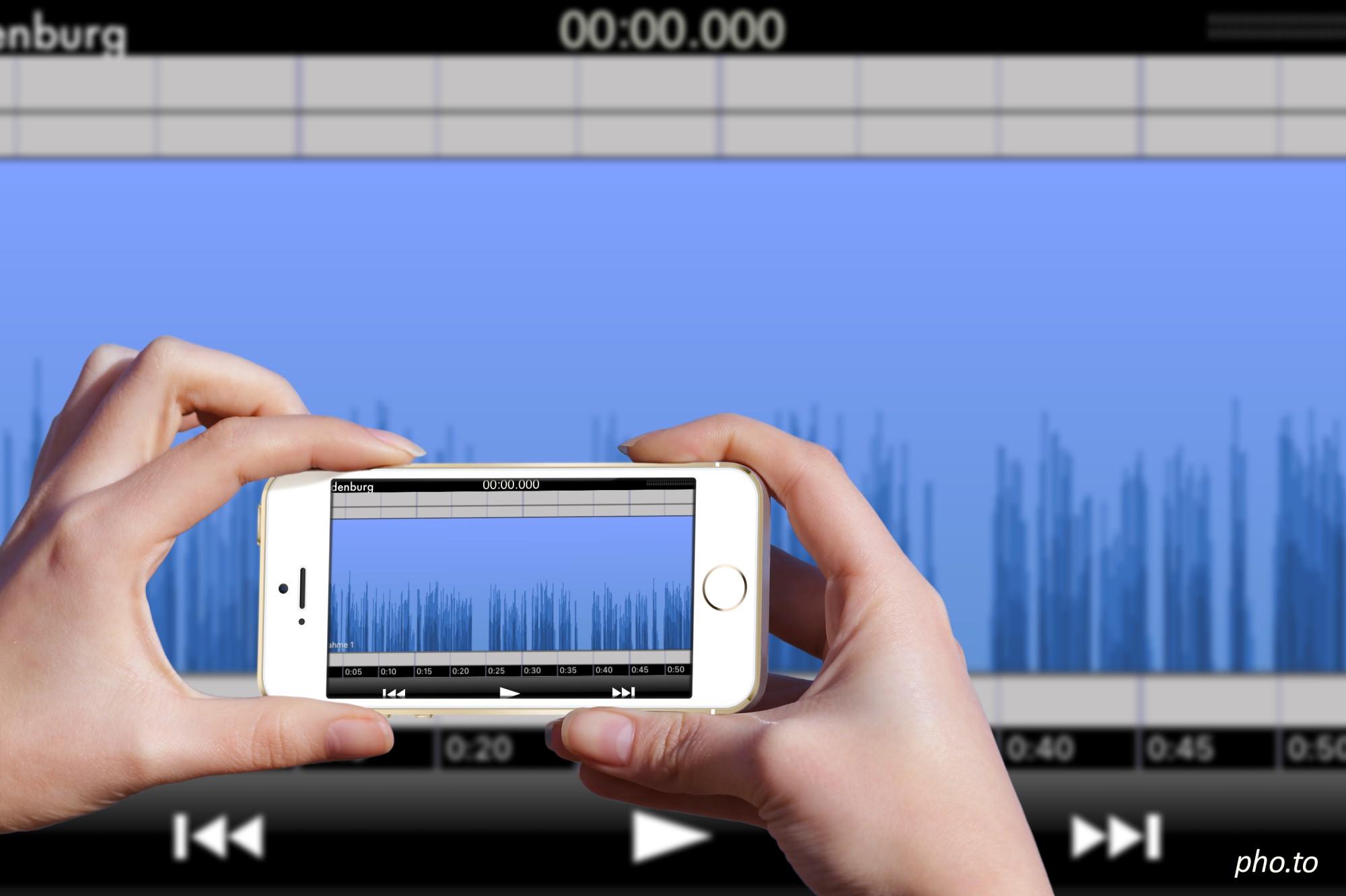 MobilePodcast am Beispiel von Nick Garnett