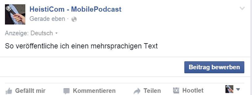 Mehrsprachig-deutsch