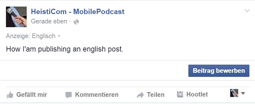 Mehrsprachig-englisch