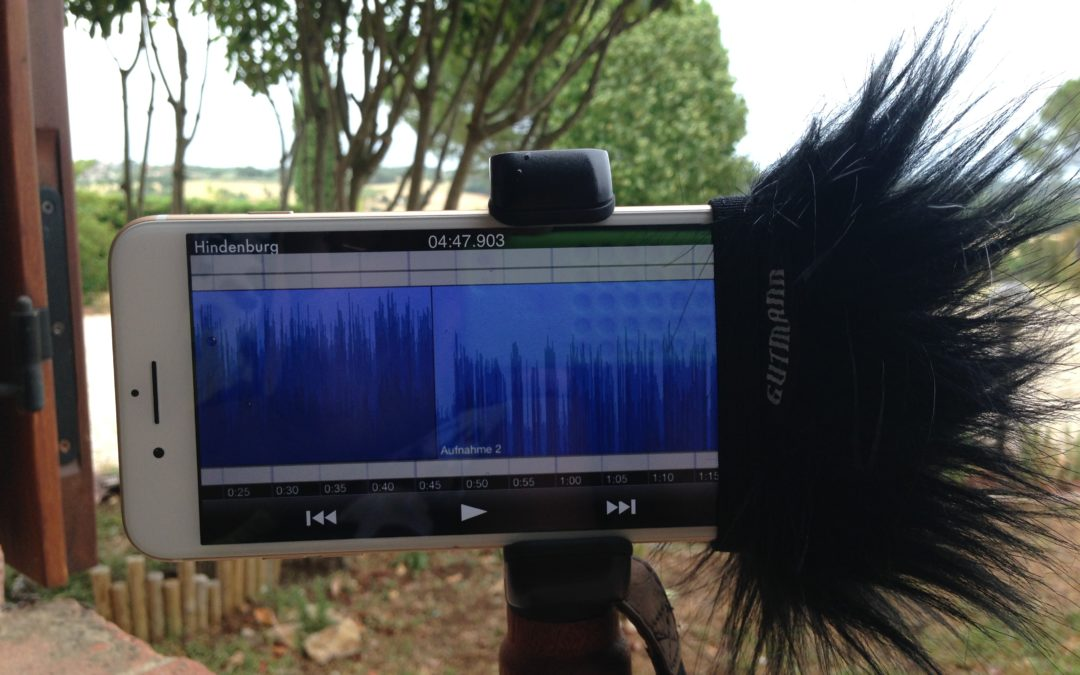 Warum Audiopodcast statt Video?