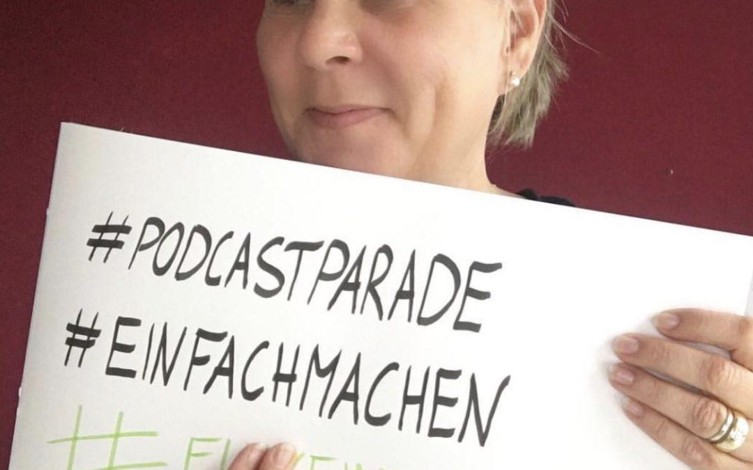 Einfach machen! – PodcastParade